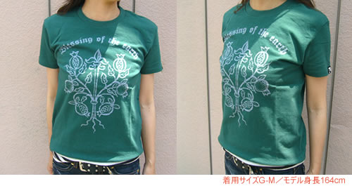 Tシャツ-Message